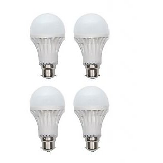 12 watt led bulb set (of 4)