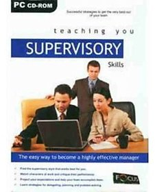 teaching you Supervisory Skills