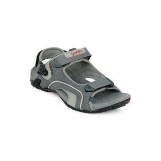 Roadster Men Grey Sports Sandals; Size No 10