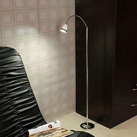 LED Floor Light - Illumina - Cool White Light - Black