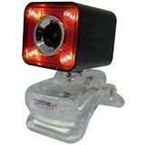 ZEB CRYSTAL WEB CAM (INTERPOLATED 25 MEGAPIXEL)