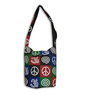 Multi Color Cultural Peace Bags