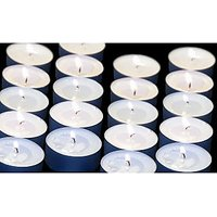 Decorative Tea Light Candles Pack Of 10