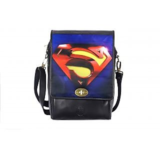 Contemporary Superman Sling Bag