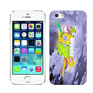 Trilmil Premium Design Back Cover Case for Apple Iphone 5 PRTi5A01613