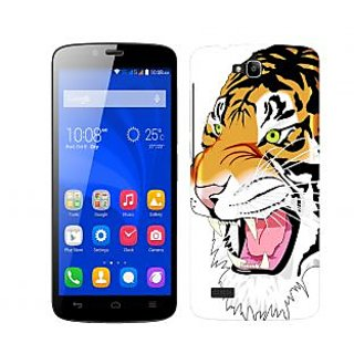 Trilmil Premium Design Back Cover Case for Huawei Honor 3C PRTHH3CA00382