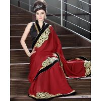 Exclusive Ethnic Indian Party Wear Traditional Saree SB 1019 By Shubham Fashions