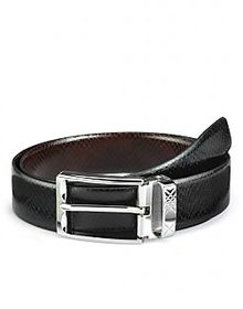 Rico Sordi Men Leather Belt_Reverseable(Rsm_B12)
