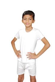 Age 11-12 100 Percent cotton export quality Boys under garment sets