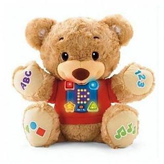 Baby Teddy Bear Toys Brown