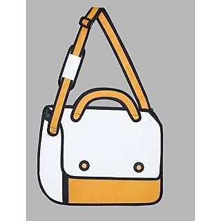 2d bag orange