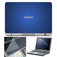 FineArts Laptop Skin Samsung Turn On Tomorrow With Scre