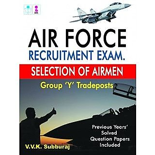 Air Force Recruitment Exam (Section of Airmen)