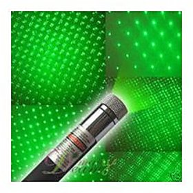 Green Laser Pointer With Disco Light