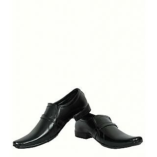 Elvace Formal Men Shoes Comfort Black-9006
