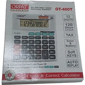 Orpat OT 400T Basic(12 Digit)