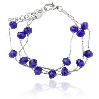 Beadworks Blue Bracelet For Women