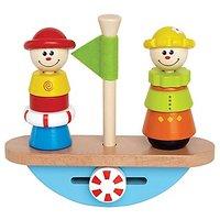 Hape Wooden Balance Boat
