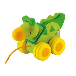 Sevi Mini Pull Along Crocodile
