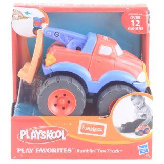 Playskool Rumblin' Tow Truck - Red