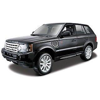 Bburago 1:18 Scale Diecast Range Rover Sport Car - Black