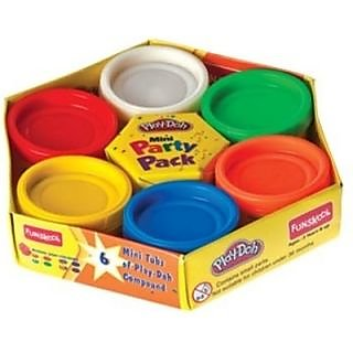 Funskool PlayDoh Mini Party Pack