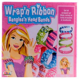 Ekta Wrap n Ribbon Bangles n head Bands