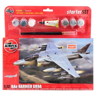 Funskool Airfix Harrier GR9 Starter Set Kit