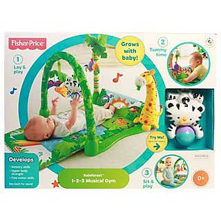 c05df8af867 Online Fisher Price 1-2-3 Rainforest Musical Gym Prices - Shopclues ...