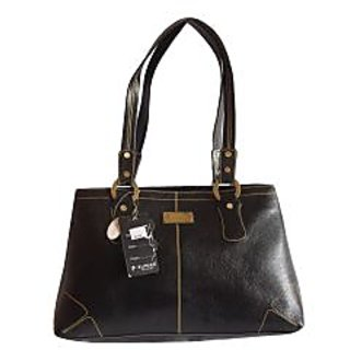 Dasam Butterfly Regular Woman Leather Handbag