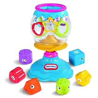 Little Tikes Discover Sound Shape Sort & Scatter