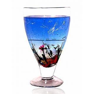GEL CANDLE - GELOMARINA BLUE