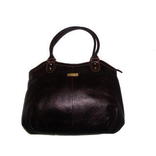Dasam  Women Leather Handbag With Laptop Pocket