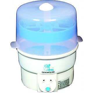 Littles Baby bottle steam sterilizer for six bottles. Code - L006