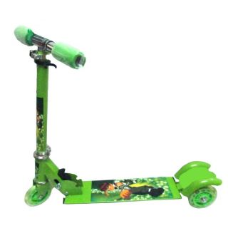 Lightwala Three Wheel Kids Scooter Foldable