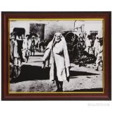Sai Baba's Original Pic Photo Frame