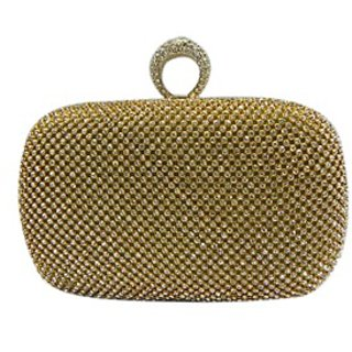 deft design offer discounts how to choose Purse Collection Stylo Golden Clutch