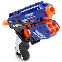 Mitashi Bang Woodpecker Gun With Darts