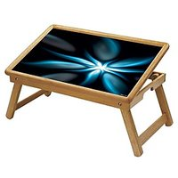 Multipurpose Foldable Wooden Study Table (229)