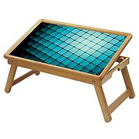 Multipurpose Foldable Wooden Study Table