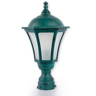 Fos Lighting 211 Green Energy Saver Exterior Gate Light Garden Light
