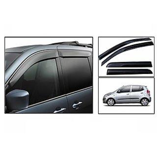 Hyundai i10 Car Rain   Wind   Door Visor Side Window Deflector Set Of 4  Pieces 7243f85fc0d