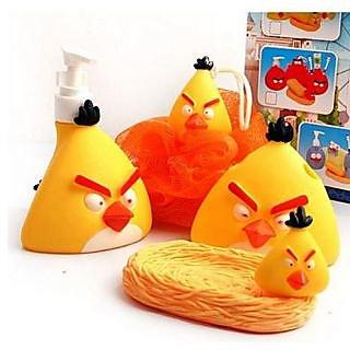 angry birds bathroom accessories set rh shopclues com