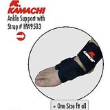 Kamachi Ankle Support With Strap# HW-9503 [CLONE]