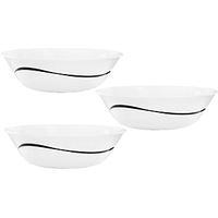 Corelle India Impressions Twists & Turns Serving Bowl (1 Ltr)