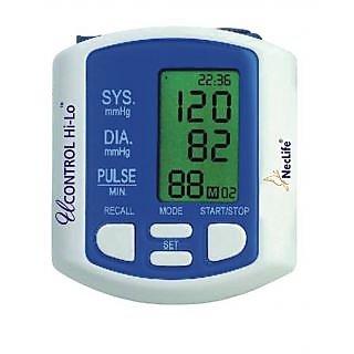 Blood Pressure Monitor (Wrist Type)