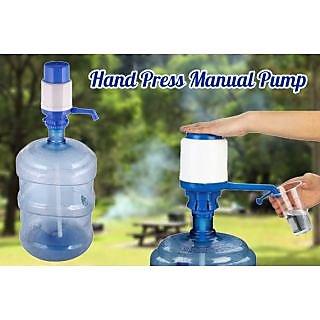 UNIQUE - BIG SIZE - HAND PRESS WATER DISPENSER PUMP FROM DRINKING WATER BOTTLE