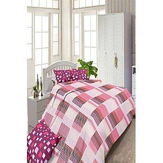 Sim King Cotton Printed Bedsheet (sim_mix_121)