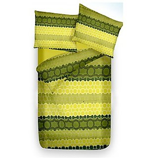 Sim King Cotton Printed Bedsheet (sim_single_109)