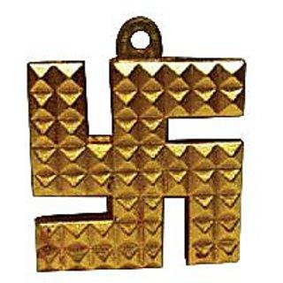 Vaastu , Fenghsui Swastik Pyramid, Lucky Charm, Symbol of Lord Ganesh,